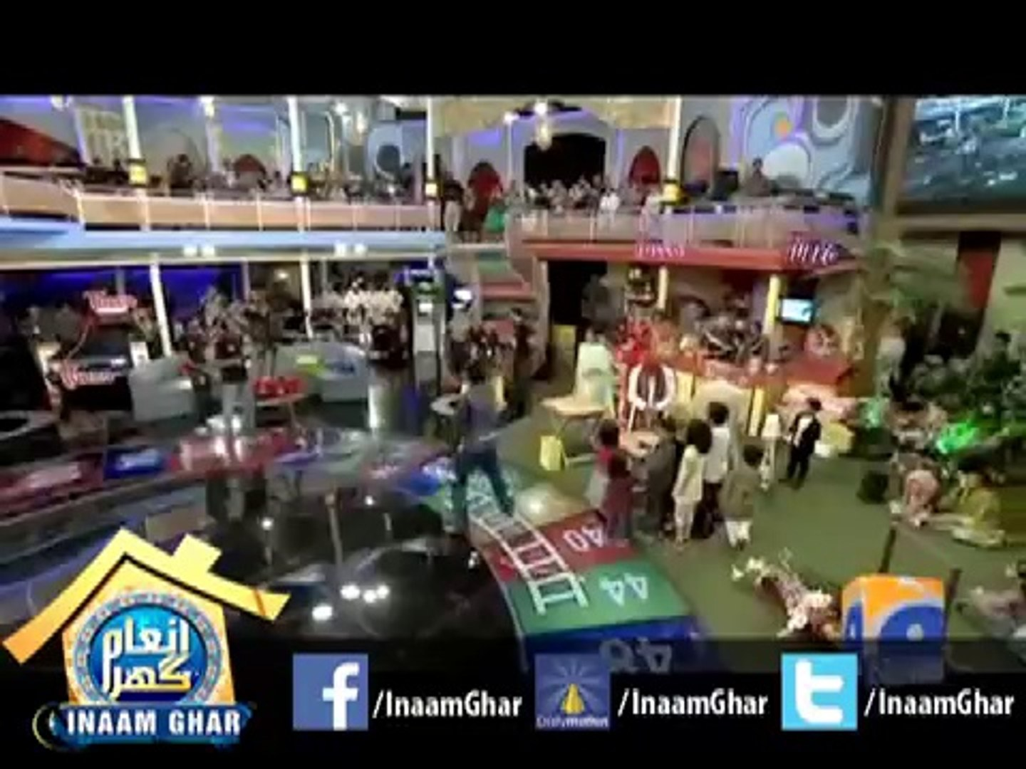 #Package: InaamGhar Episode 12 on GeoTv 2 March 2014