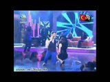 TEODORA & SINAN AKCIL in Beyaz Show, Kanal D (Turkey) (22.04.2011)