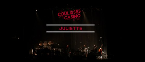 Les coulisses du Casino de Paris - n°20 - JULIETTE
