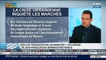 Un vent de panique a soufflé la Bourse russe: Jean-François Bay, dans Intégrale Bourse - 03/03