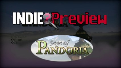 Indie Preview - Saga of Pandoria