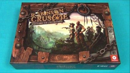 Robinson Crusoé - Aventures sur l île Maudite - Boutique Philibert EN 857a9453304
