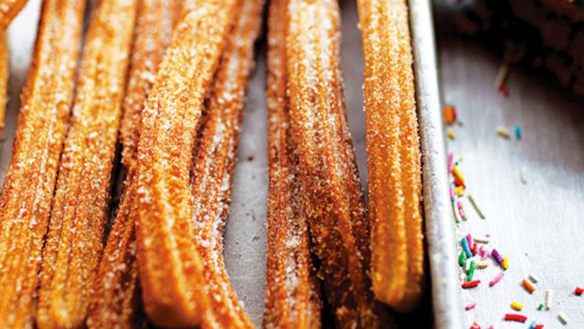 Making Churros at Home