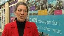 Sondage municipales Caen: les réactions des candidats