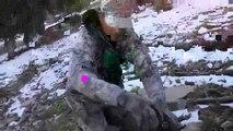 Live Hunt: Montana Elk Hunt Stalking