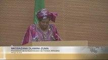 DISCOURS - Nkosazana Dlamini-Zuma - Afrique du Sud - Partie 1