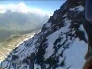 ski hors piste extreme