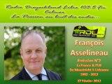 François Asselineau, La France & l'UE de Maastricht à Lisbonne PART 2/3