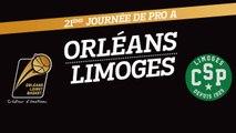 Réaction de Jean-Marc Dupraz - J21 - Orléans reçoit le CSP Limoges