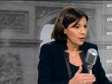 """Affiches municipales: """"Aucune directive de la mairie de Paris"""" selon Anne Hidalgo - 04/03"""