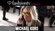 Anna Wintour at Michael Kors Fall/Winter 2014-15 Front Row | New York Fashion Week NYFW | FashionTV