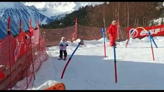 Ski à Aussois