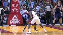 NBA : Les 60 points records de Lebron James avec Miami Heat contre les Charlotte Bobcats