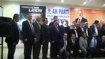 AK Parti Tosya İlçe Başkanlığı tarafından ilçede aday tanıtım programı  düzenlendi. -5-