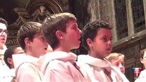 Petits Chanteurs à la Croix de Bois  -  Musique Universelle  à  Illiers Combray  le 1er mars 2014