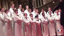 Petits Chanteurs à la Croix de Bois  - O vos omnes à Illiers Combray le 1er mars 2014-