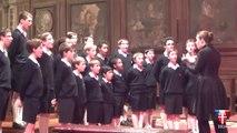 Petits Chanteurs à la Croix de Bois - Ces voix d'enfants - à Illiers Combray le 1er mars 2014-