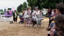 Cie Bouche à Bouche - Bain de pied ou lavage de cerveau - Festival de l'Oh