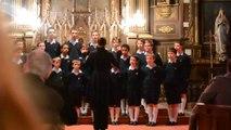 Petits Chanteurs à la Croix de Bois -  Name that tune. - à Illiers Combray le 1er mars 2014-