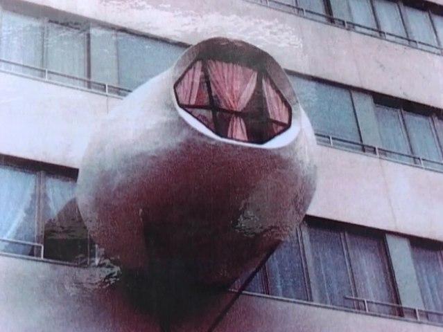 La bulle pirate 2007 ou comment agrandir son appartement ? Réalisation Julien Donada