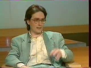 Ca se discute avec Nabe en 1995