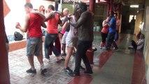 WWW.DANSACUBA.COM  Cours de Kizomba  niveau 2  STAGE SALSA A CUBA FEVRIER 2014