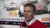 Interview de Marcel Fässler (Audi Sport)