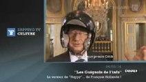 """Zapping TV : la version de """"Happy"""" par François Hollande aux """"Guignols de l'info"""" !"""