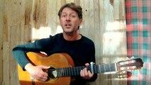 Embrasse les tous - Georges BRASSENS reprise (guitar & vocal cover)
