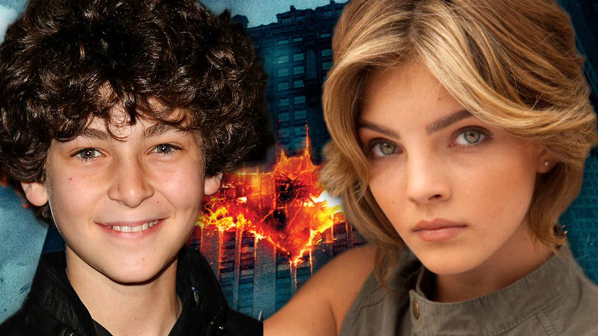 Gotham TV Show Casts Bruce Wayne and Catwoman