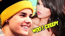Justin Beiber CREEPS OUT Selena Gomez On Social Media