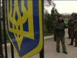 Les soldats ukrainiens basés en Crimée sont désorientés - 04/03