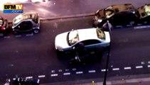 Un retraité frappé par un policier lors d'un contrôle routier à Paris porte plainte - 05/03
