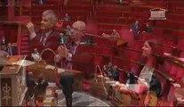 Michèle Bonneton - Explication de vote sur le Projet de Loi relatif à l'artisanat, au commerce et aux TPE - 18 février 2014