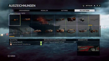 BF4 Naval Strike DLC ASSIGNMENTS LEAK