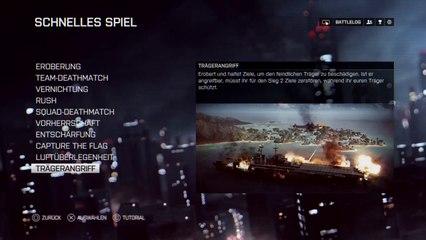BF4 Naval Strike DLC Gameplay Leak - Carrier Assault Gameplay