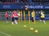 Match France-Pays Bas: dernière chance pour décrocher sa place pour le Brésil - 05/03