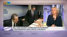 Réunion de la BCE J-1: Que va-t-elle faire ? Stephanie Villers dans Intégrale Placements - 05/03