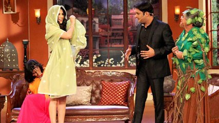 Sunny Leone In Comedy Nights With Kapil