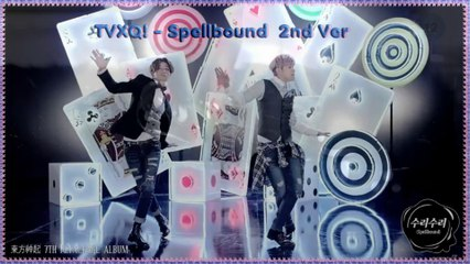 TVXQ! - Spellbound 2nd Ver. MV k-pop [german sub]