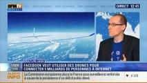 Culture Geek: Facebook veut connecter le monde grâce à des drones - 05/03