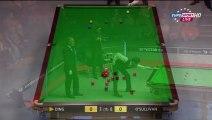 Record du monde de point au Billard (Snooker) : 147 à 0!