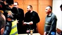 【転載】新生ウクライナ高官がテロリストに支援要請 ロシアTV Ukraine asked Chechen guerilla for support