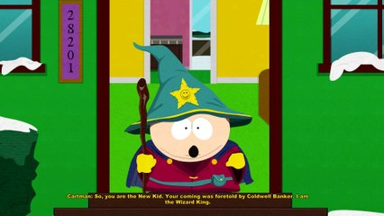 South Park The Stick of Truth - Meet the Wizard King (Part 1)