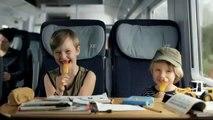 Deutsche Bahn Werbung - Kinder im Auto (2012)