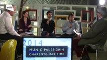 MUNICIPALES2014 - Débat Communauté d'Agglomération de Royan Atlantique