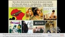 Programme de François Asselineau, Président de l'UPR pour les élections 2012 PART 08/10