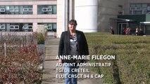 Témoignages d'élus CFDT: Anne-Marie FILEGON du TGI de Créteil, élue CAP & CHSCT