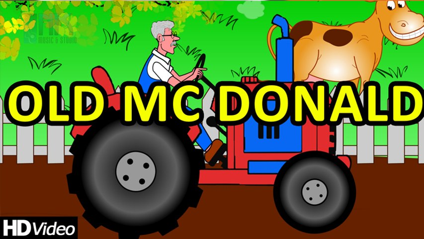 Old MacDonald Had a Farm | Nursery Rhyme 2014 | Children Songs with Lyrics