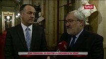 Départ de Bel du Sénat : réactions de Didier Guillaume et Jean Marc Todeschini